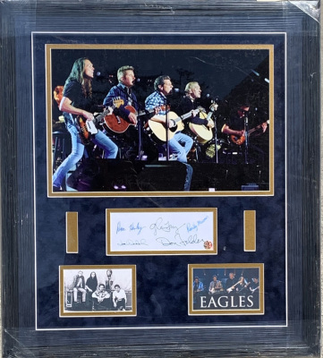 The Eagles Collage