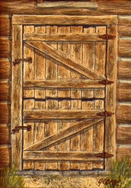Barn Door #1