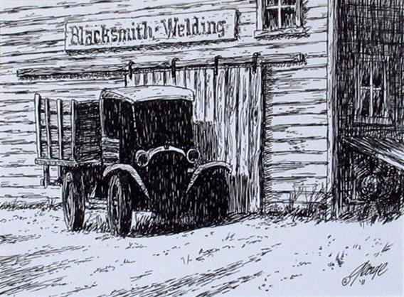 Blacksmith Welding