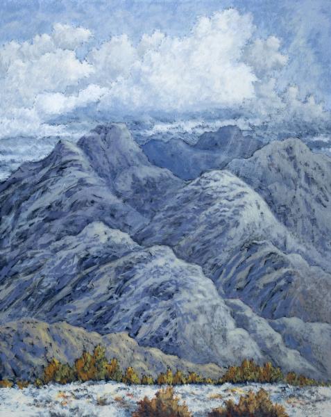 O, Ye Mountains High (No. 2)