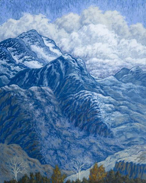 O, Ye Mountains High (No. 1)