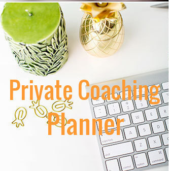 Private Coaching Planner