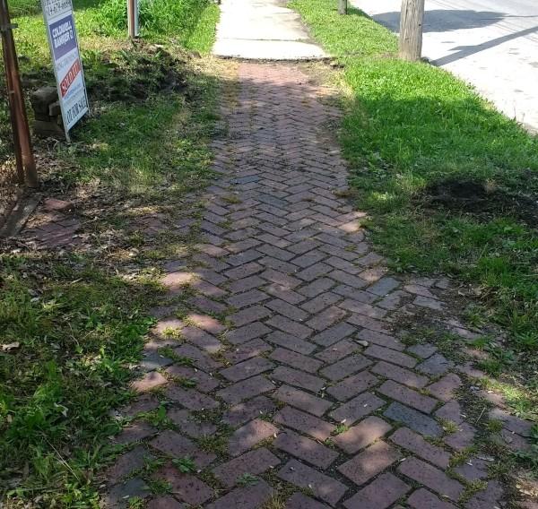 original sidewalk @ containerville