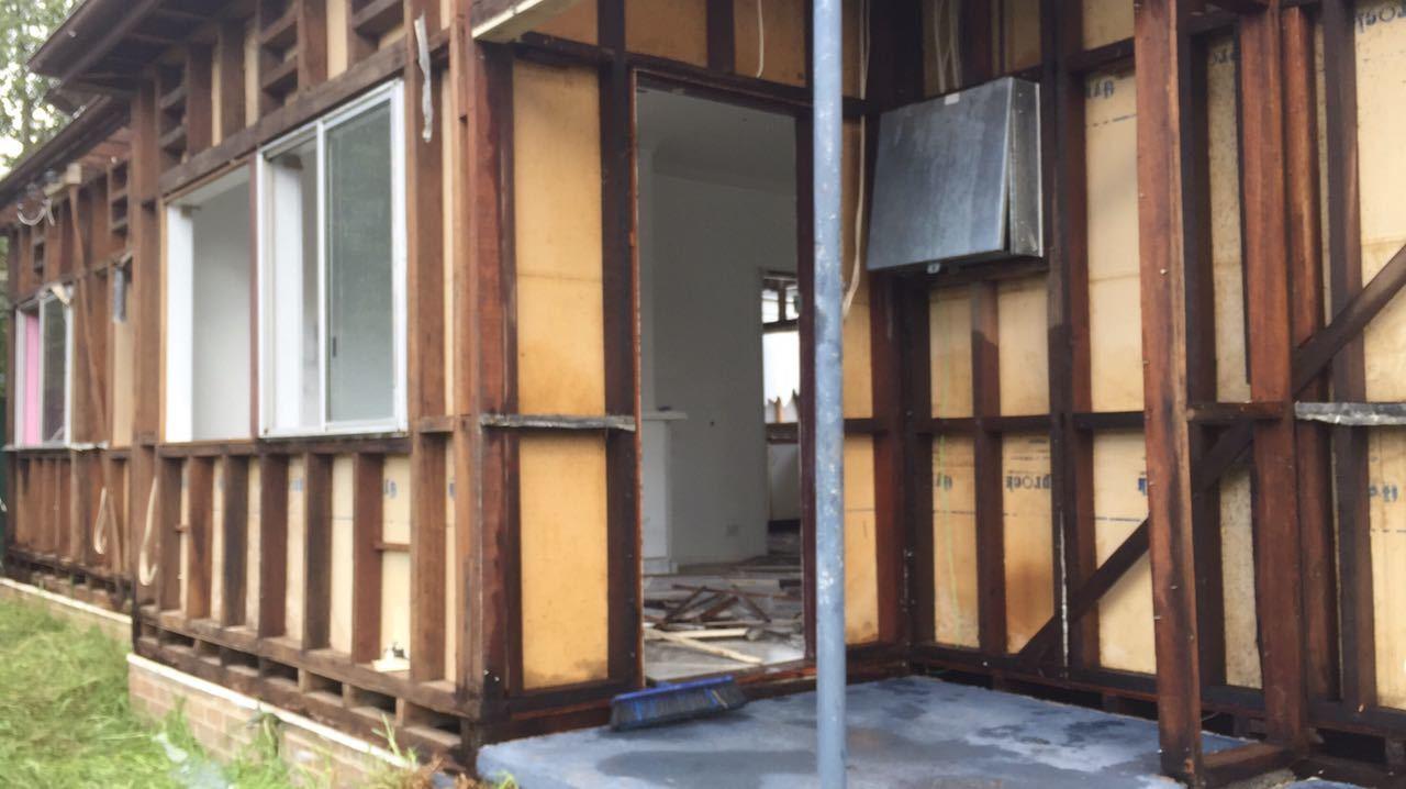 Renovation Job