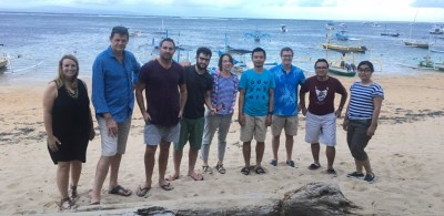 The Mangrove Lab were at a mangrove carbon and land cover change Systematic Review workshop