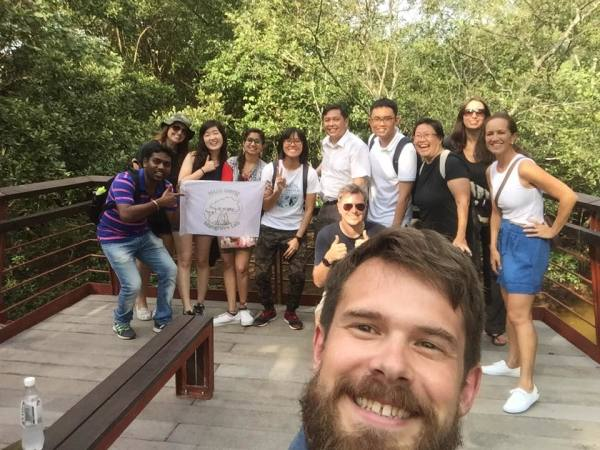 The Mangrove Lab celebrate World Mangrove Day!