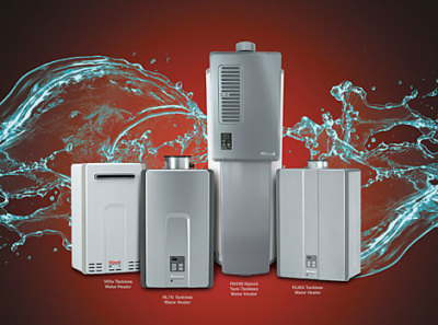 Rinnai Tankless Hot Water Heater Review