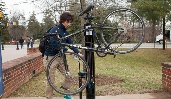 BIKE REPAIR STATIONS NOW HAVE ADJUSTABLE WRENCHES
