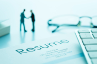 talent consultants resume service