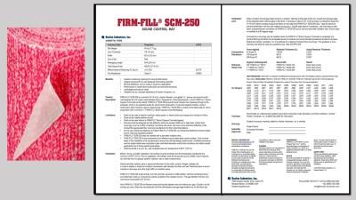 FIRM-FILL® SCM-250