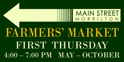 Farmers Market coming in May