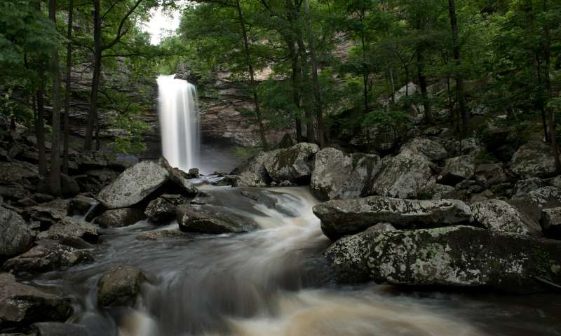 Petit Jean State Park featured in national magazine