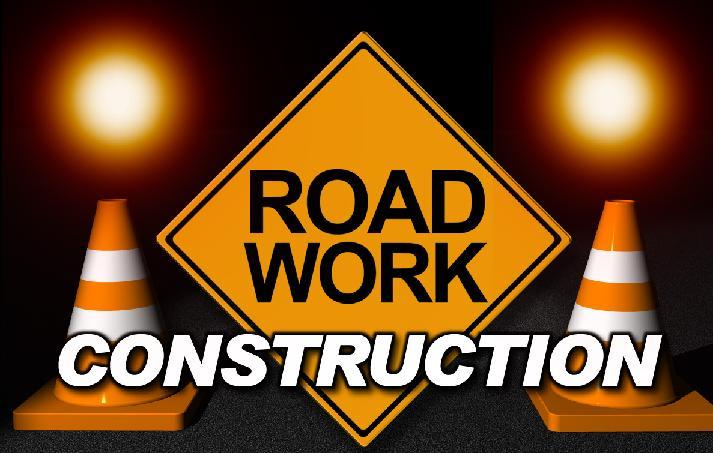 Construction underway on Highway 9
