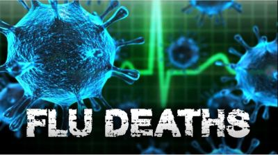 Flu deaths continue to rise