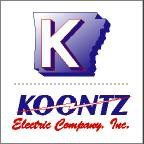 Koontz ranked as state's largest electrical subcontractor