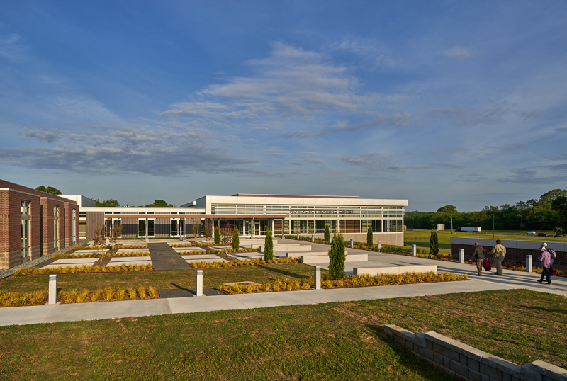Workforce Training Center is LEED Certified
