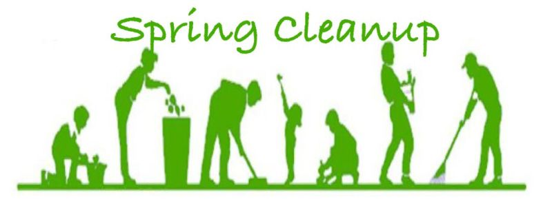 County Cleanup begins April 8th