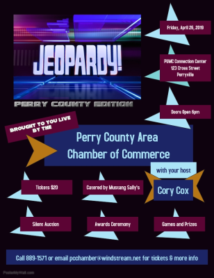Perry County Chamber to host annual banquet
