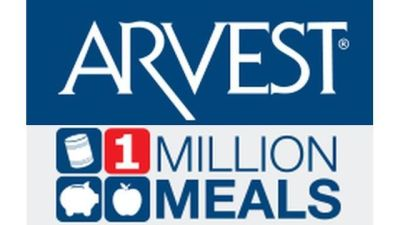 Arvest Bank launches Million Meals campaign