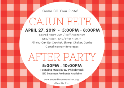 SH to host Cajun Fete this weekend