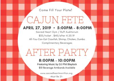 SH to host Cajun Fete April 27th