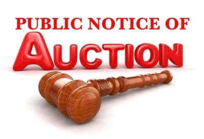Sheriff's Office to auction seized property