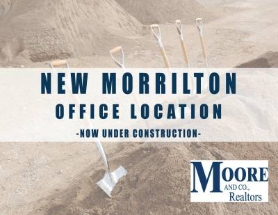 Groundbreaking held for Moore and Company