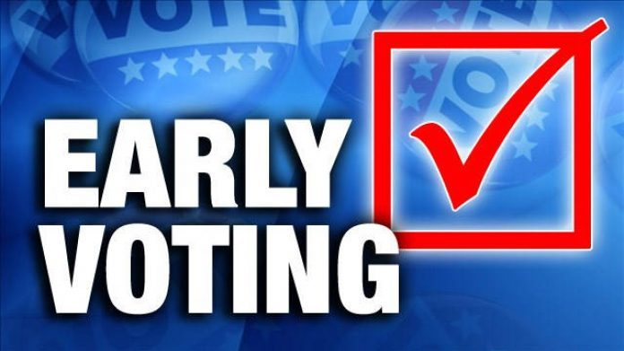 Early Voting underway for school election
