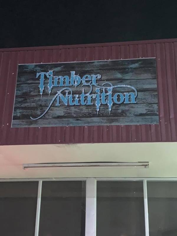 Timber Nutrition holds grand opening, ribbon cutting
