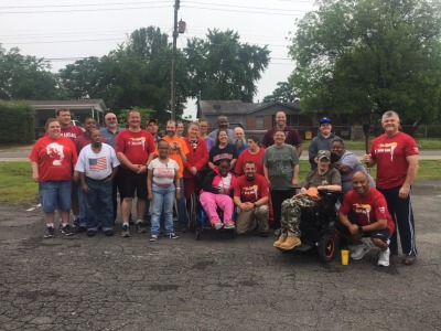 Special Olympics Torch Run goes through Morrilton