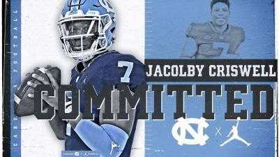 Criswell commits to UNC