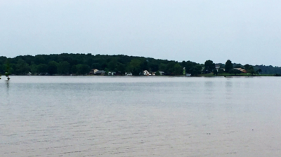 Flood Warning issued for Lake Conway
