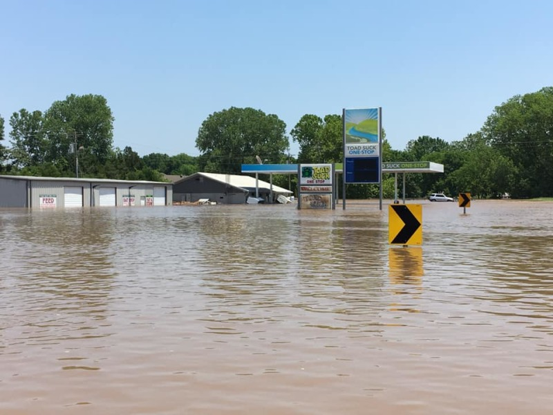 Flooding continues; Perry County impacted