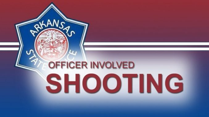 ASP investigating officer-involved shooting in Atkins