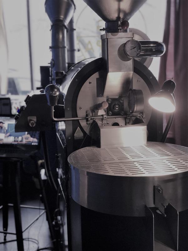 Big Cuppa gets new roaster