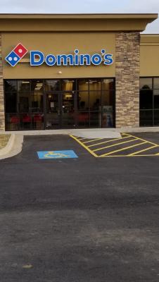Domino's now open in Morrilton
