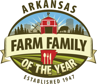 DuValls named Conway County and District Farm Family of the Year