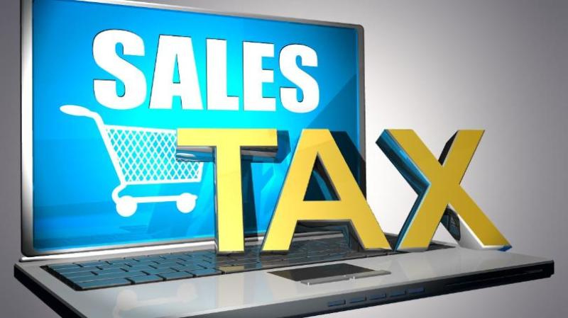 Online sales tax law now in effect
