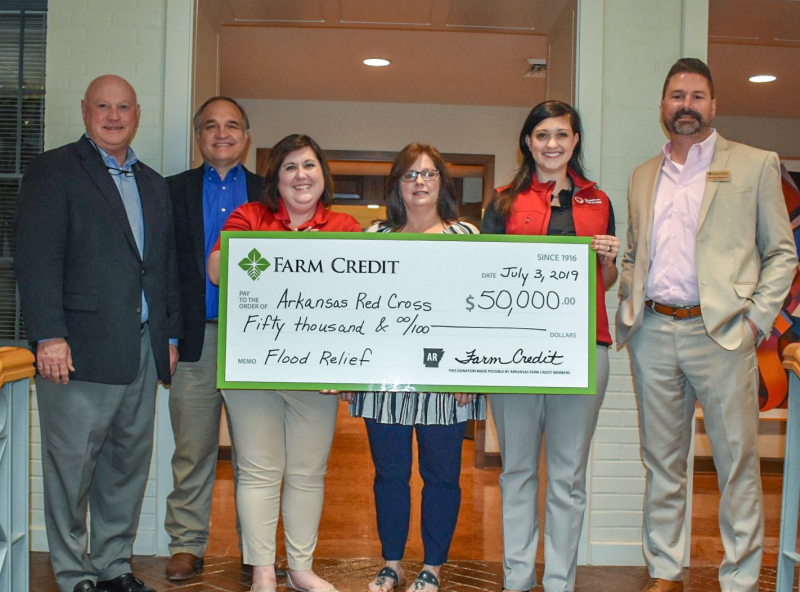 Farm Credit donates $50,000 for flood relief