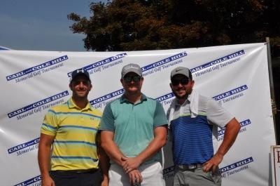 Hill Golf Tourney winners announced