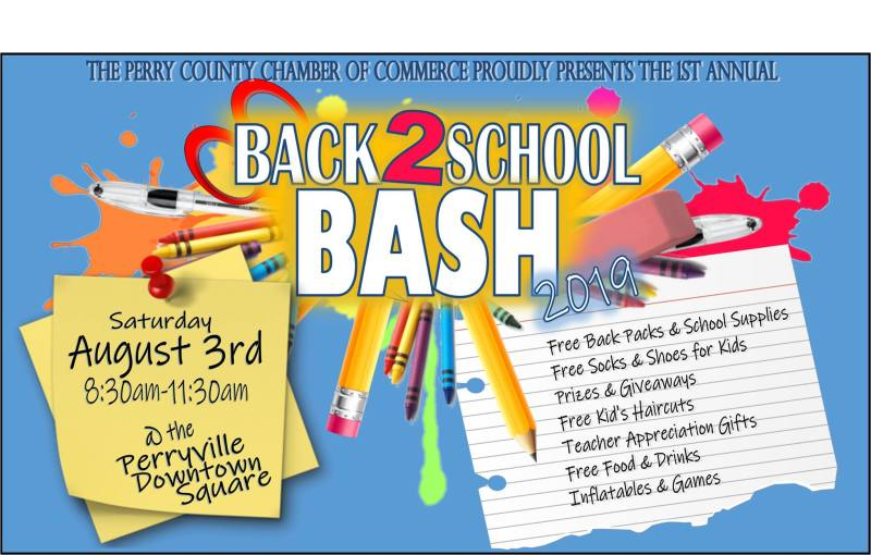 Perry County to host Back2School Bash
