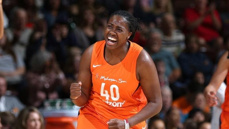Stricklen to compete in WNBA 3-point contest