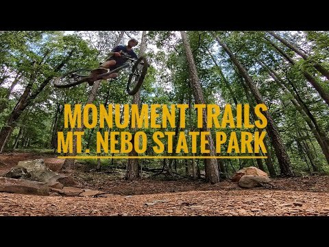 Mt. Nebo opens Monument Trail