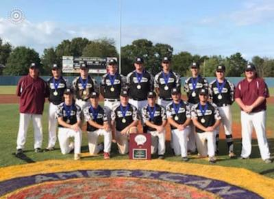 Morrilton American Legion team wins State Tournament