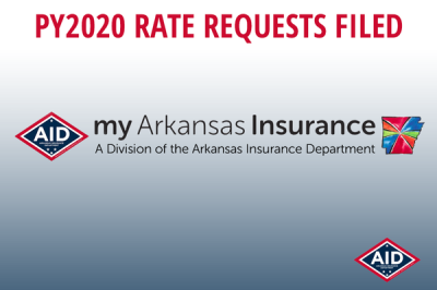 Insurance Exchange companies requesting rate increase