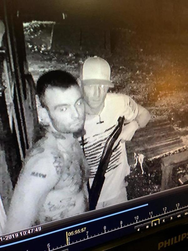Atkins shooting suspects identified
