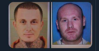 Escaped inmates caught in Pope Co.