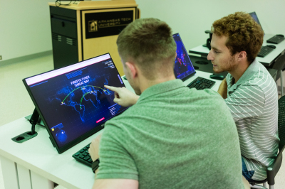 ATU enjoys new cybersecurity lab