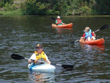 Petit Jean Canoe Race planned for August 31st
