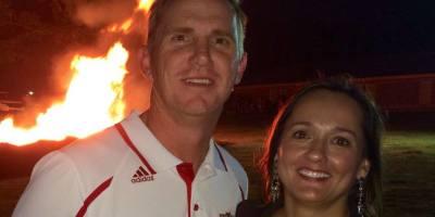 Wife of ASU Coach Anderson dies